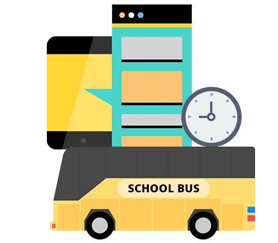 School Transport Management System